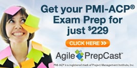 The Agile PrepCast