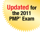 Free Update: New PM PrepCast videos for 2011 PMP Exam Update